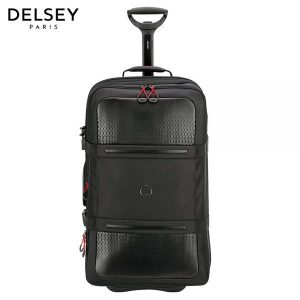 Delsey Montsouris 2-Wheel 55cm Cabin Suitcase
