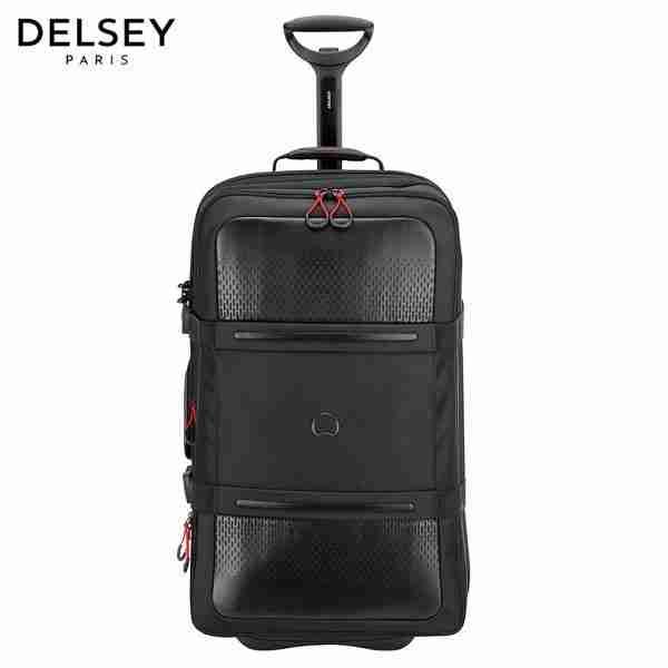 Delsey Montsouris 2-Wheel 55cm Cabin Suitcase