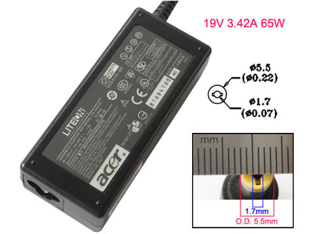 Acer 19V 3.42A 65W Adapter