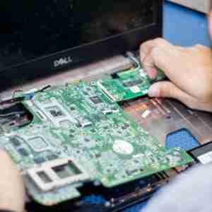 Dell Laptop Motherboard Repair