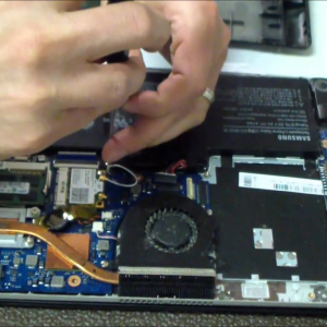 Samsung Laptop Motherboard Repair