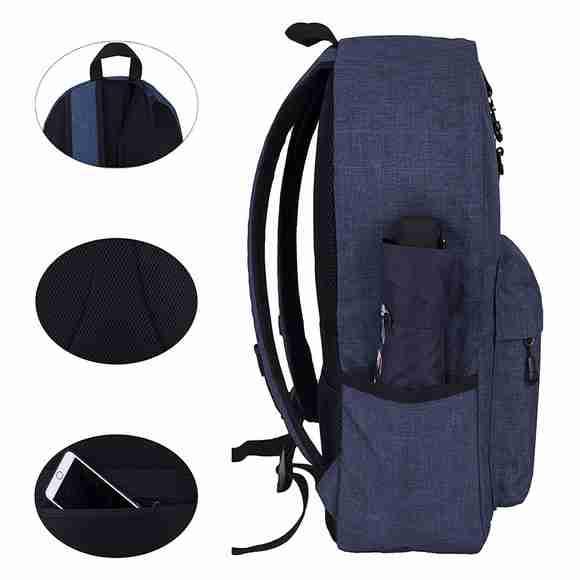 Beyle Travel backpack for Men's & Women With USB Port   LaptopLelo