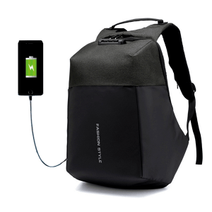 Fashion Style Laptop Backpack With Built in Lock | LaptopLelo
