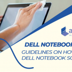 Guidelines on How To Clean Dell Notebook Screen   LaptopLelo
