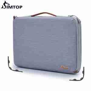 Simtop 13 Inch Sleeve 360° Protective Case with New MacBook Air Waterproo | LaptopLelo