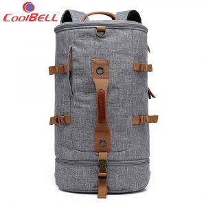 Coolbell CB-8008 Duffel Backpack Sports and Gym travel Backpack   LaptopLelo