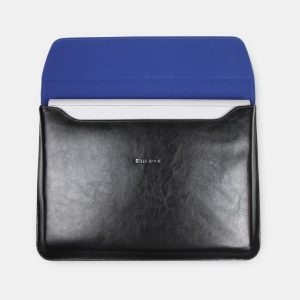 """Maroo Leather 13""""3 Sleeve for Surface Book/Laptop (Black) 