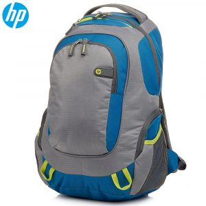 HP Outdoor Sport Backpack 15.6 F4f29aa Blue Green Price in Pakistan